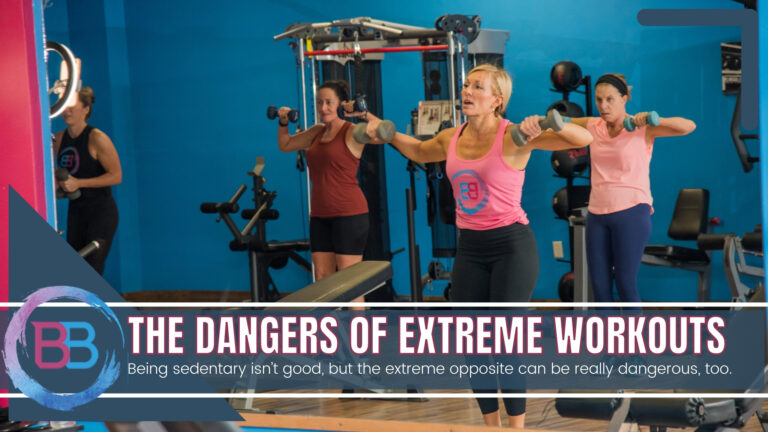 The Dangers of Extreme Workouts
