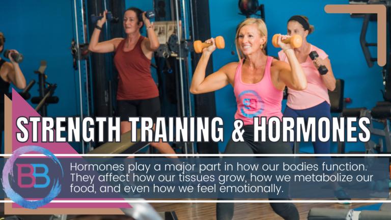 How Strength Training Benefits Women's Hormones