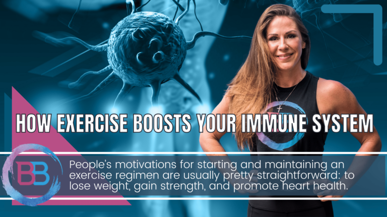How Exercise Boosts Your Immune System